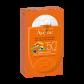 Fotoprotetor, antioxidante, resistente à água, sem perfume.