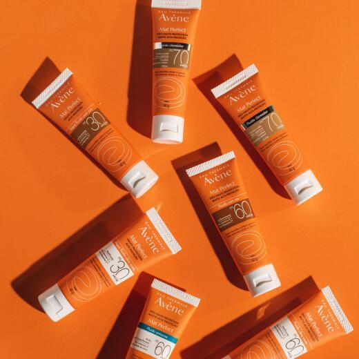 Projetada para peles sensíveis