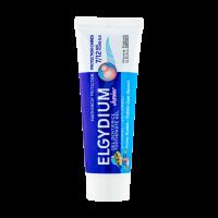 ELGYDIUM ELGYDIUM Dentifrices, ELGYDIUM Junior Bubble 7/12 ans - dentifrice enfant