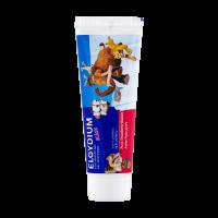 ELGYDIUM ELGYDIUM Dentifrices, ELGYDIUM Kids Age de Glace fraise givrée 3/6 ans - dentifrice enfant