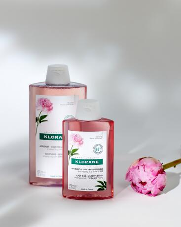 kl_hair_peony soothing sensitive scalp_naturalisation_picture_200 ml_400 ml_2021 -4-