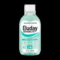 Eluday , Eluday Sensibilité - bain de bouche quotidien soin dents sensibles